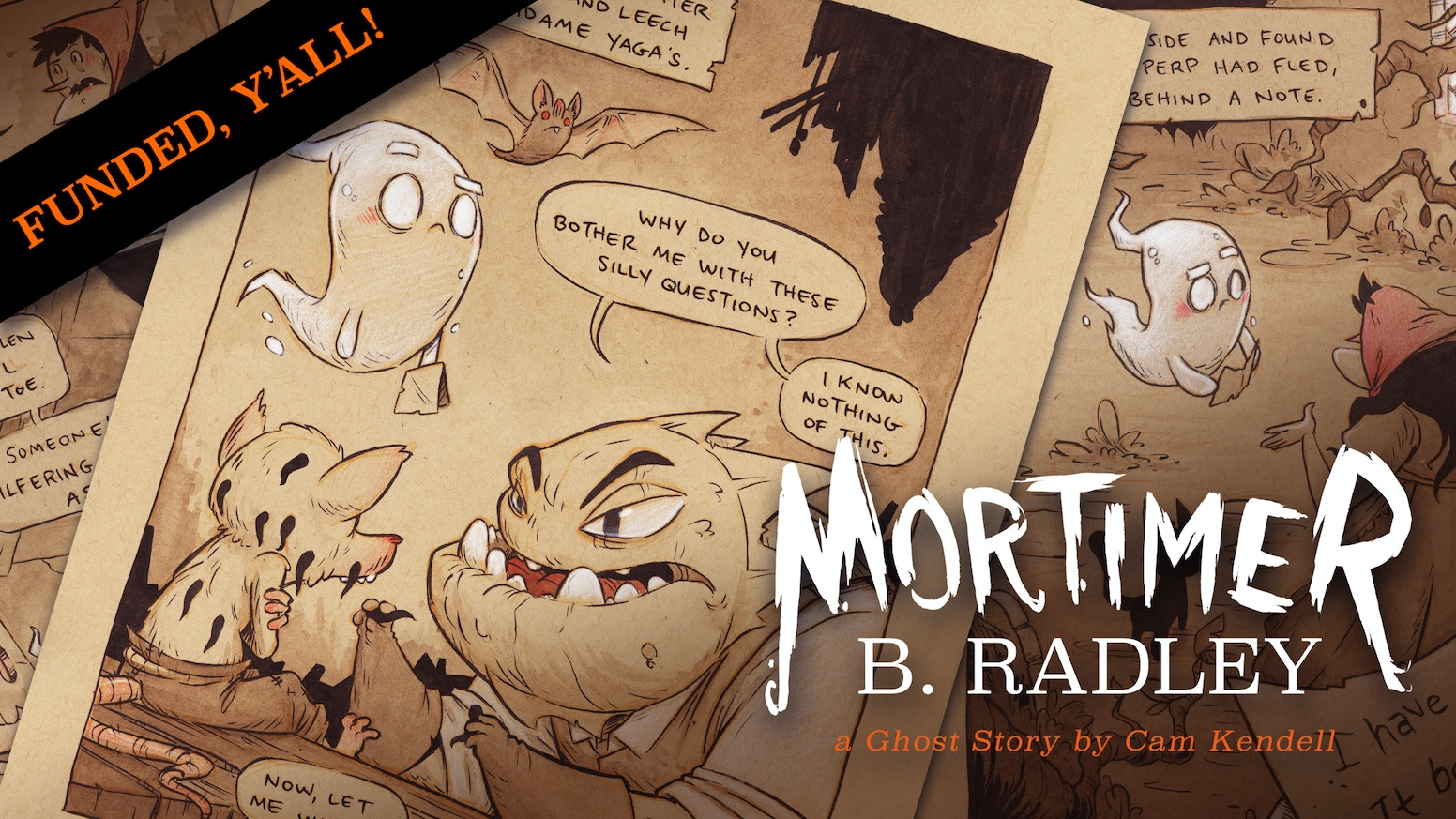 Mortimer B  Radley: and the Missing Monkey Skull by Cam