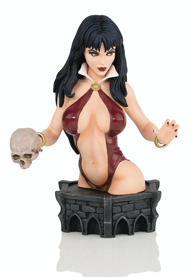 Vampirella Art Adams Bust