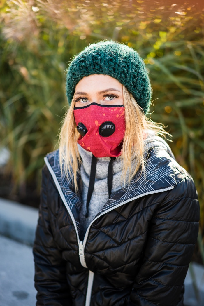 Inversion Air Pollution Gaiter 2 0 - Protect Your Lungs by