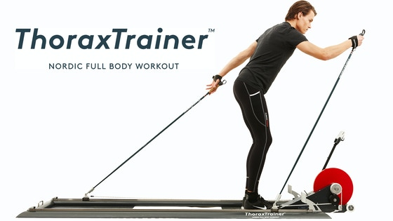 ThoraxTrainer: The most efficient workout on the planet