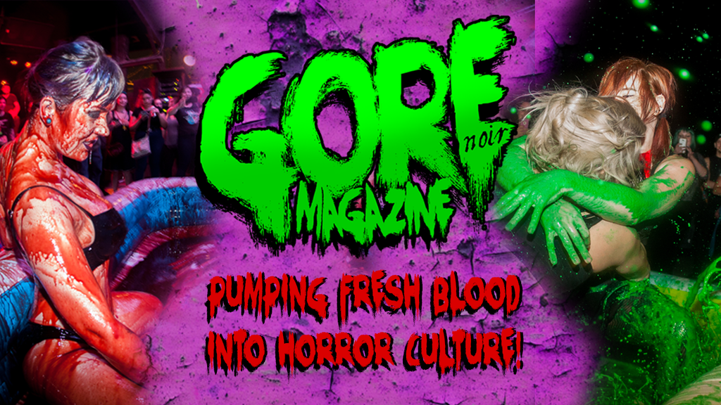 Gore Noir Magazine project video thumbnail