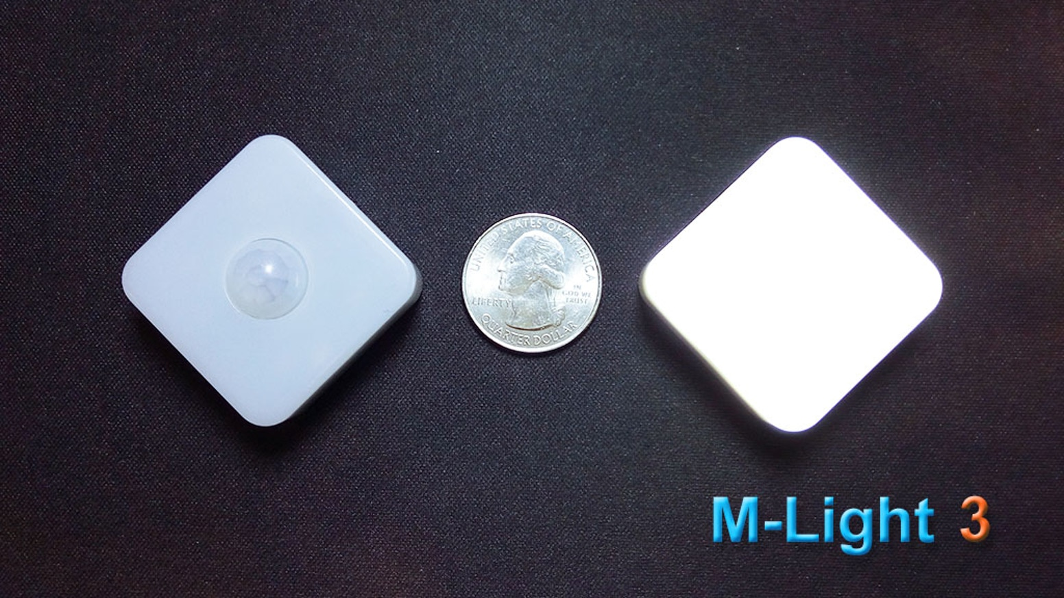 M light 3 the smallest adjustable motion sensor night light by a motion sensor and light activated rechargeable battery powered adjustable light miniature for night bathroom trips cabinets etc mozeypictures Choice Image