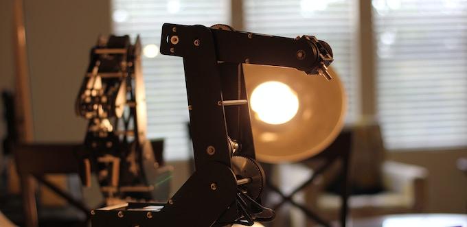 Dorna: fast, powerful and precise robotic arm by Dorna Robotics