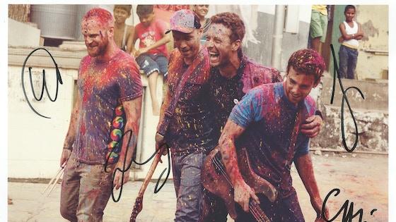 Coldplay - Wedding Gift
