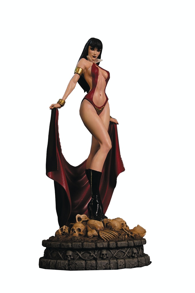 Vampirella Deluxe Statue