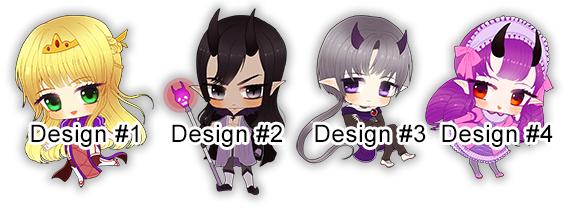 Designs by chegovia.