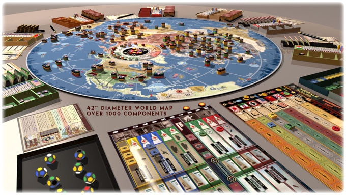 War Room: A Larry Harris Game by Nightingale Games LLC