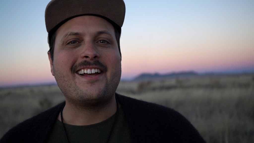 Wilderman [Rob Gungor] has a new album project video thumbnail