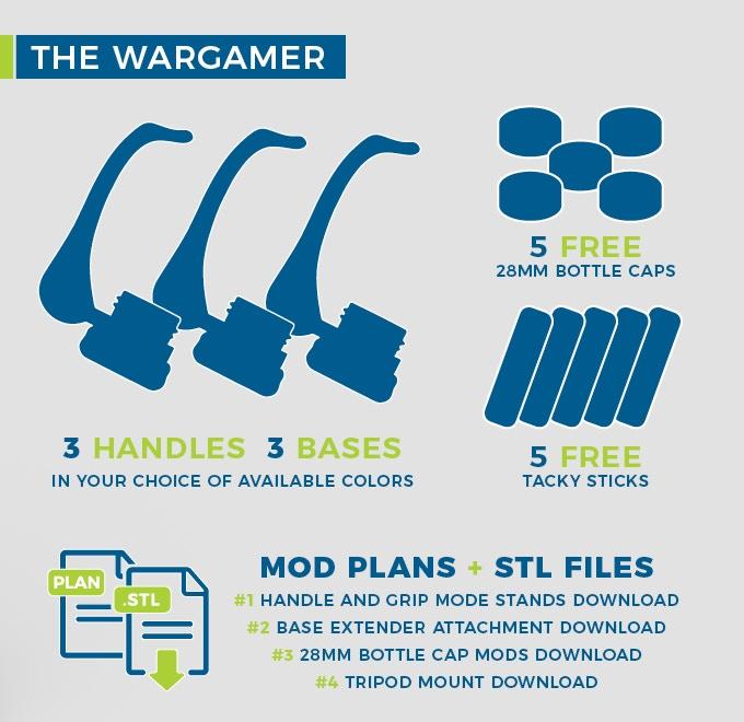 The Wargamer $60 USD (Early Bird - $54)