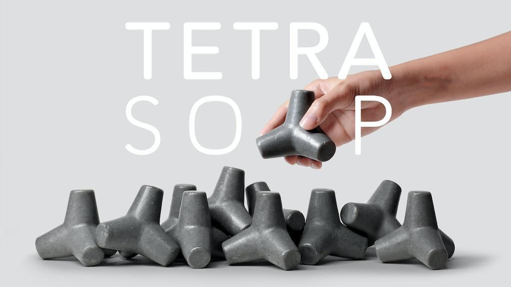 TETRA SOAP - A Soap Revolution project video thumbnail