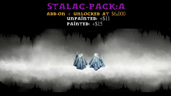Stalac-Pack:A contains two Size 2 Risers