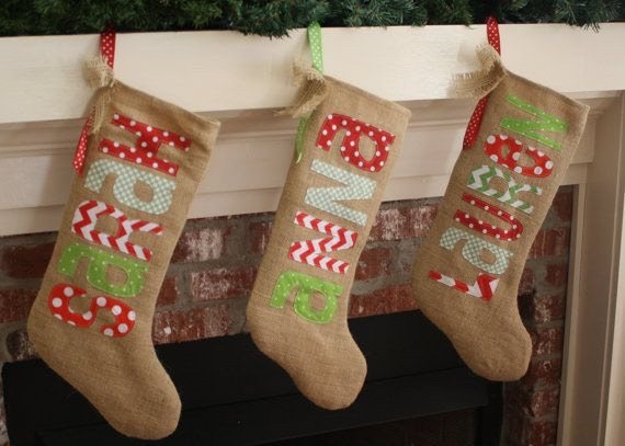 We know you're been dreaming of your very own E6 Christmas Stocking and now we're making it happen! It'll look just like these, except totally different!