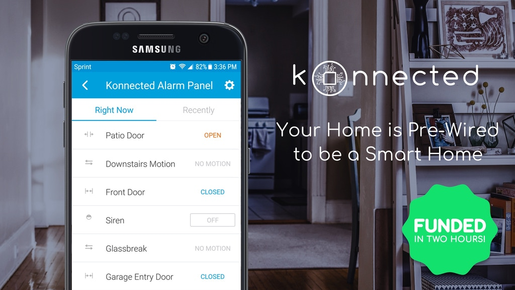 Konnected Alarm Panel: Revive Your Wired Alarm System project video thumbnail