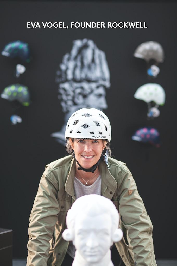 Eva Vogel, founder ROCKWELL