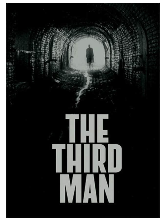 """The Third Man"" (1949) Dir: Carol Reed"
