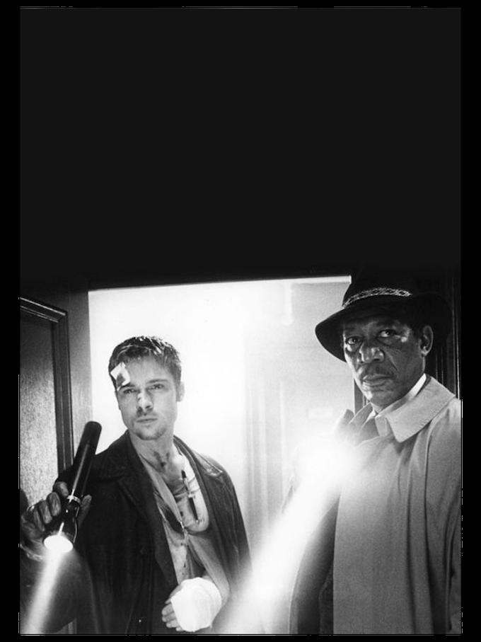 Seven (1995) Dir: David Fincher
