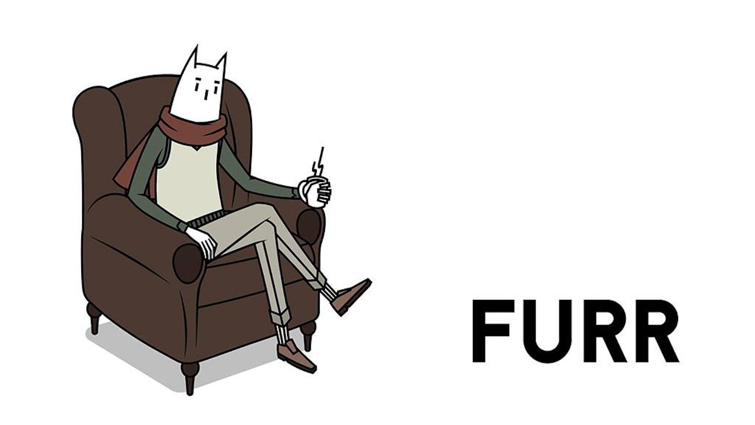Furr: A Comic Anthology About Cats by Alex Park — Kickstarter