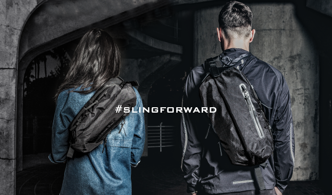 cc4ff95d3b1 X-PAK™ | The Ultimate Backpack Alternative by CODE OF BELL — Kickstarter