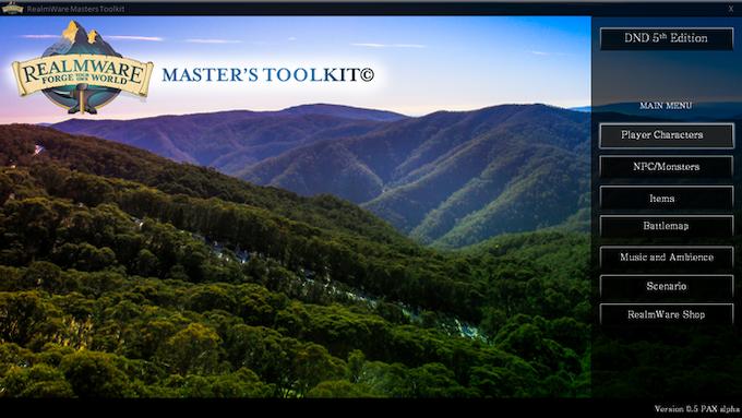 Master's Toolkit