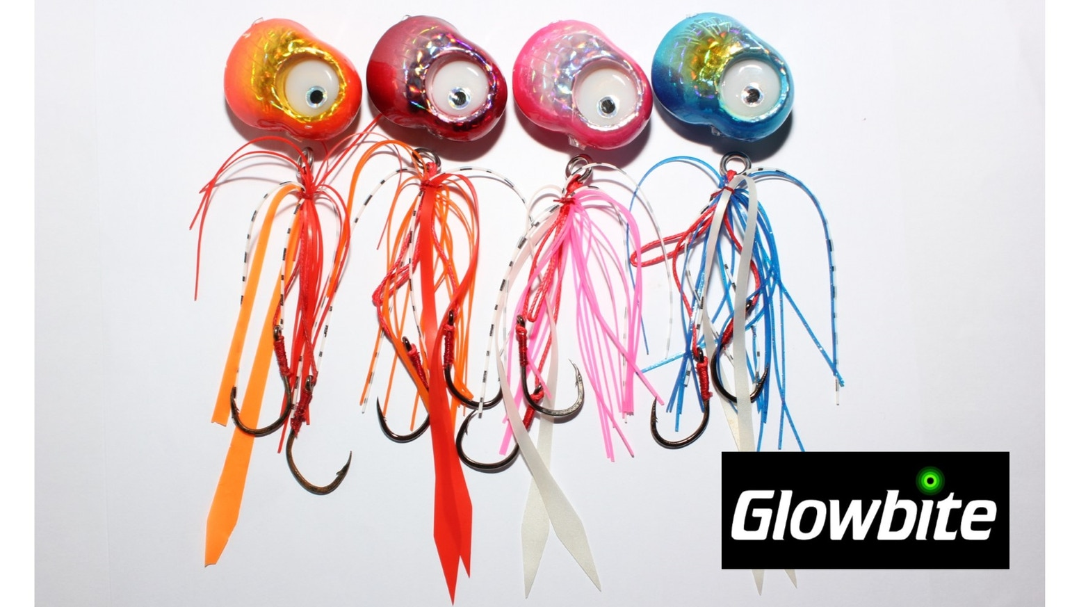Glowbite The Fishing Lure With A Flashing Light By Wes Braddock
