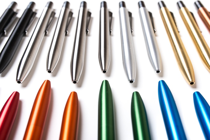 Click here to be taken to a high resolution gallery of all the new pens!