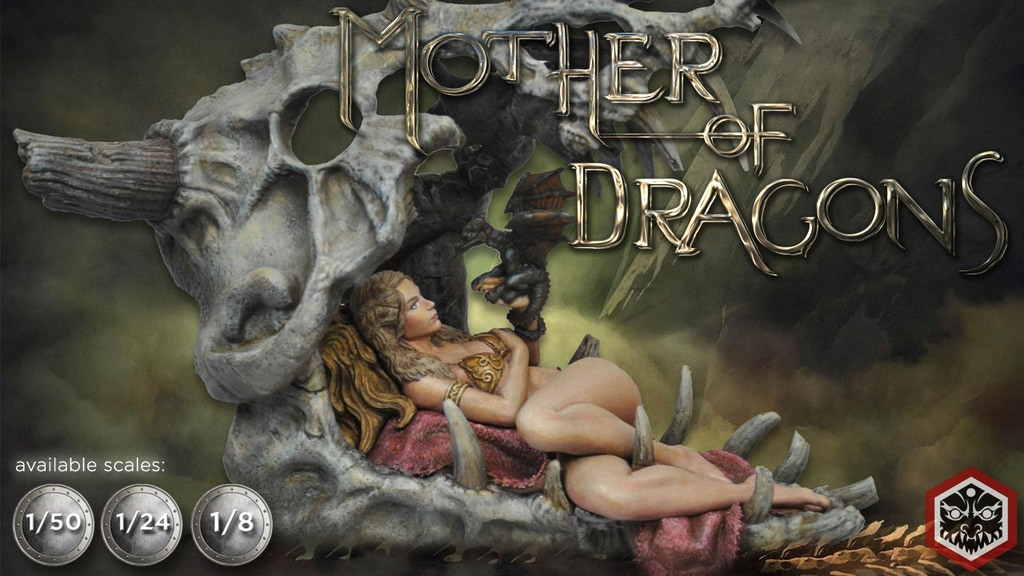 The Mother Of Dragons project video thumbnail
