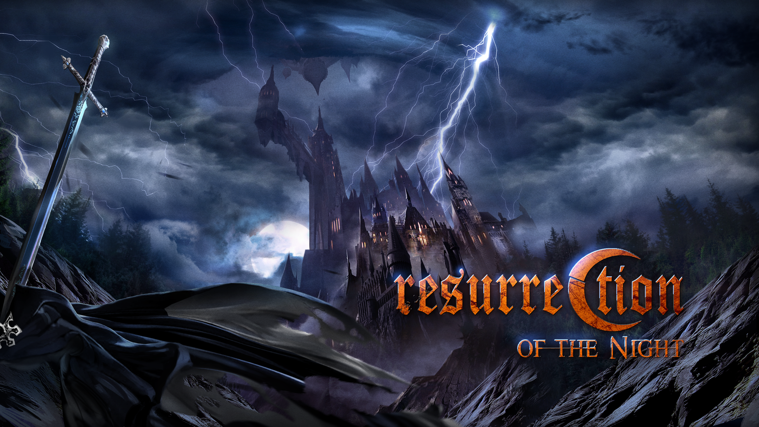 Resurrection of the Night: Alucard\'s Elegy by Materia Collective ...