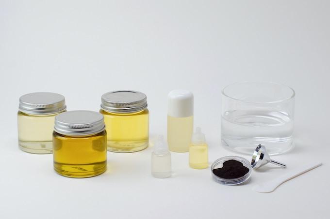 Simple formula, all natural ingredients.