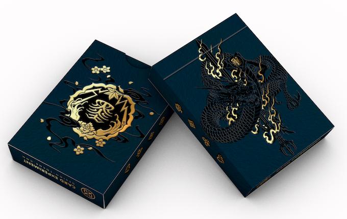 Sumi Deck | GRANDMASTER EDITION