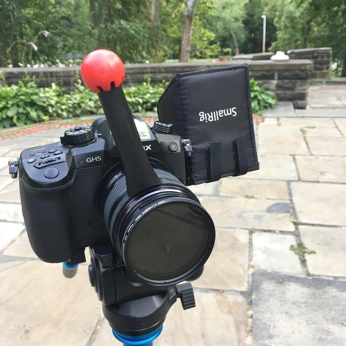 LensShifter is perfectly suited for run and gun style filming by @mdifilm on Instagram and Facebook.