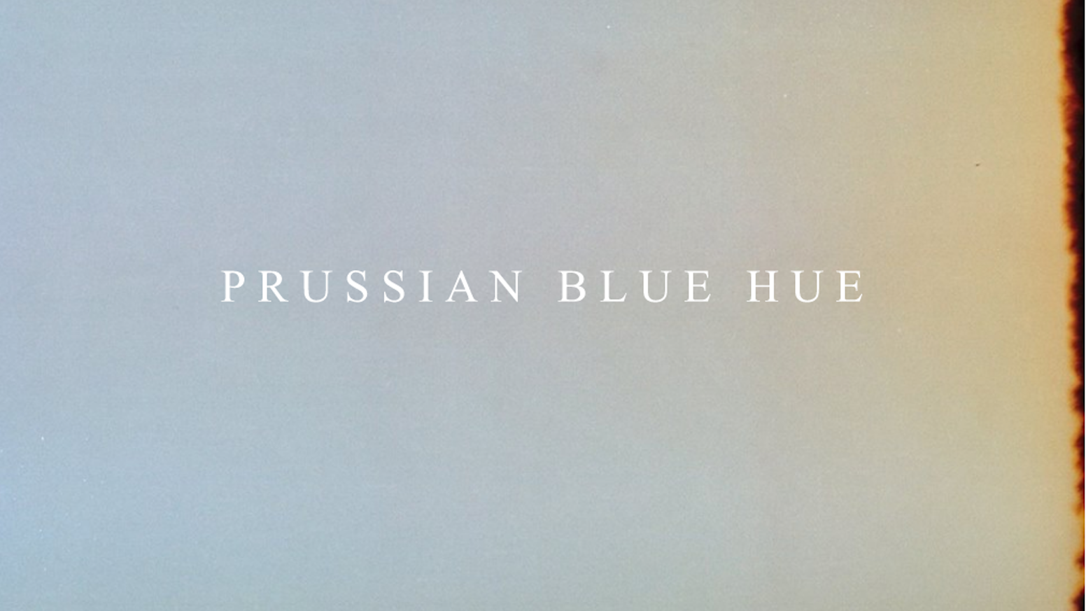 Prussian Blue Hue by Sophie May » Meet our Collaborators! — Kickstarter