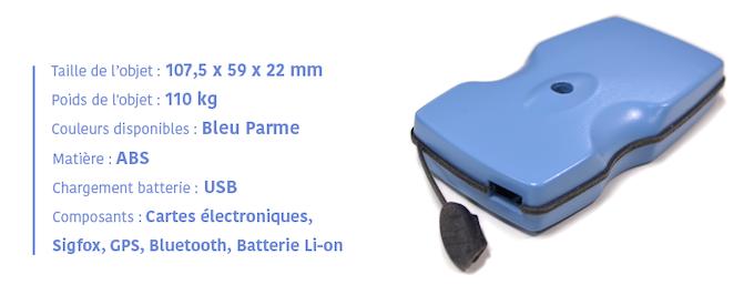 La couleur et les matières sont réservées au prototype et ne sont pas définitives.