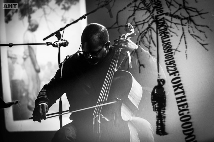 Cello Performance - Stories From The Trees (see $5,000 pledge)
