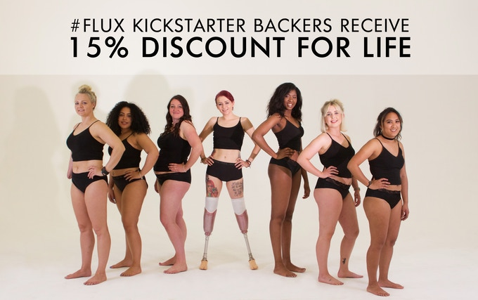 Back our project and receive 15% off forever. You're part of the family now.