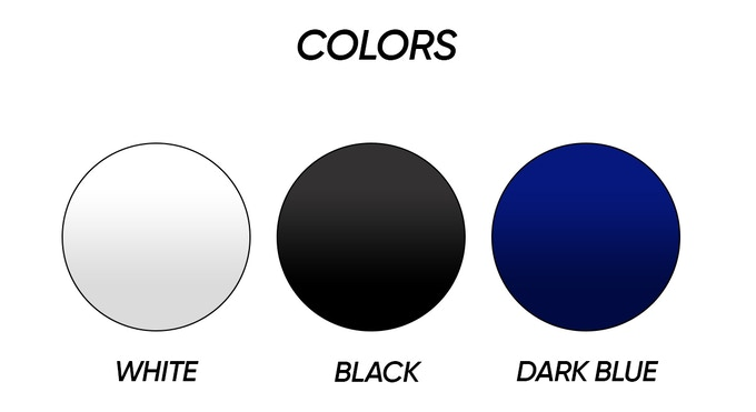 *We are happy to announce that after the poll on our social media group, Dark Blue will be our third color for the Vixari Tripod!