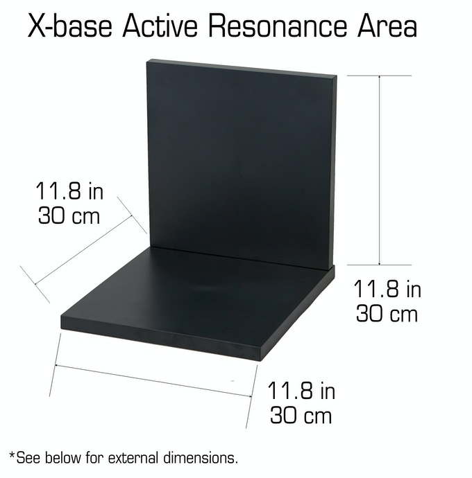 X Base Wireless Led Lighting And Display System By X