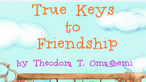 True Keys To Friendship