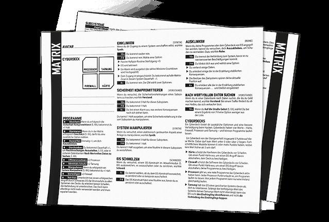 Der Sprawl: Ein Missionsbasiertes Cyberpunk-Rollenspiel by Uhrwerk ...