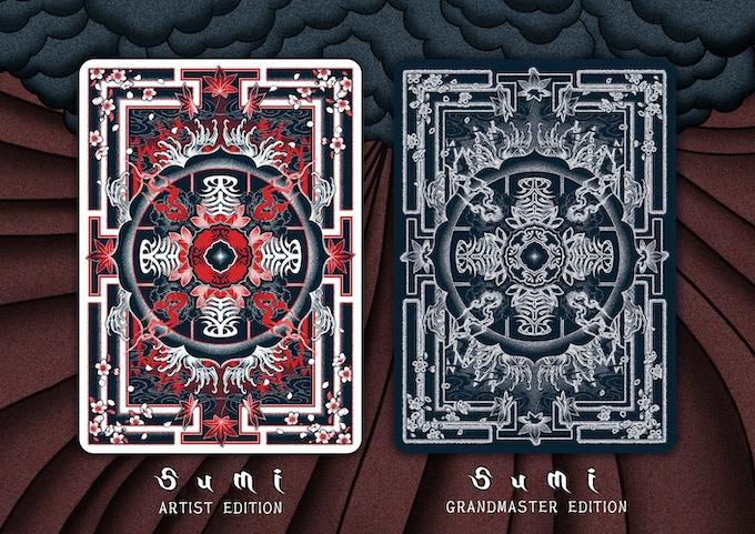Sumi Deck | GRANDMASTER EDITION (UNLOCK at Stretch Goal 2)