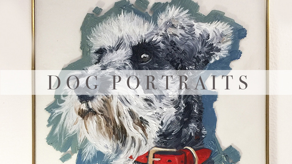 Dog Portraits project video thumbnail