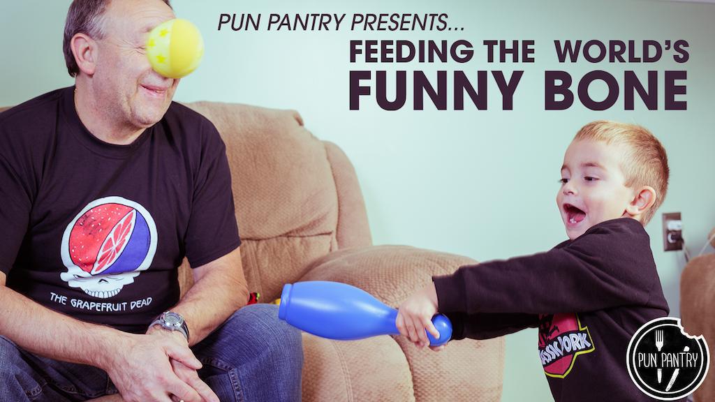 Pun Pantry: Feeding The World's Funny Bone