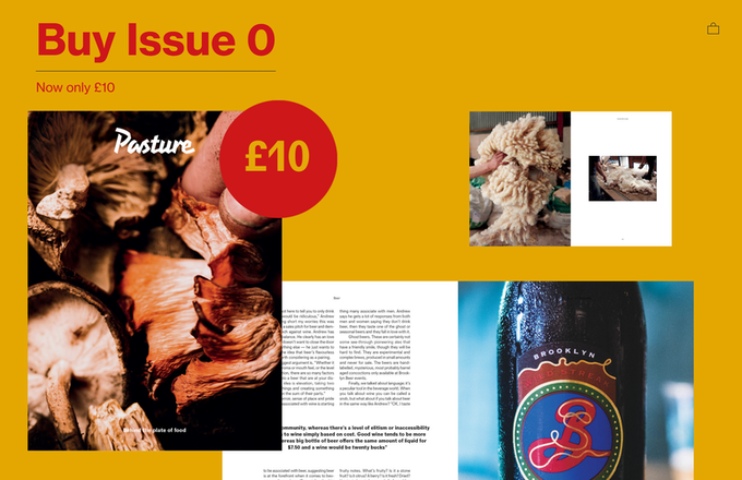 Issue 0 now on sale
