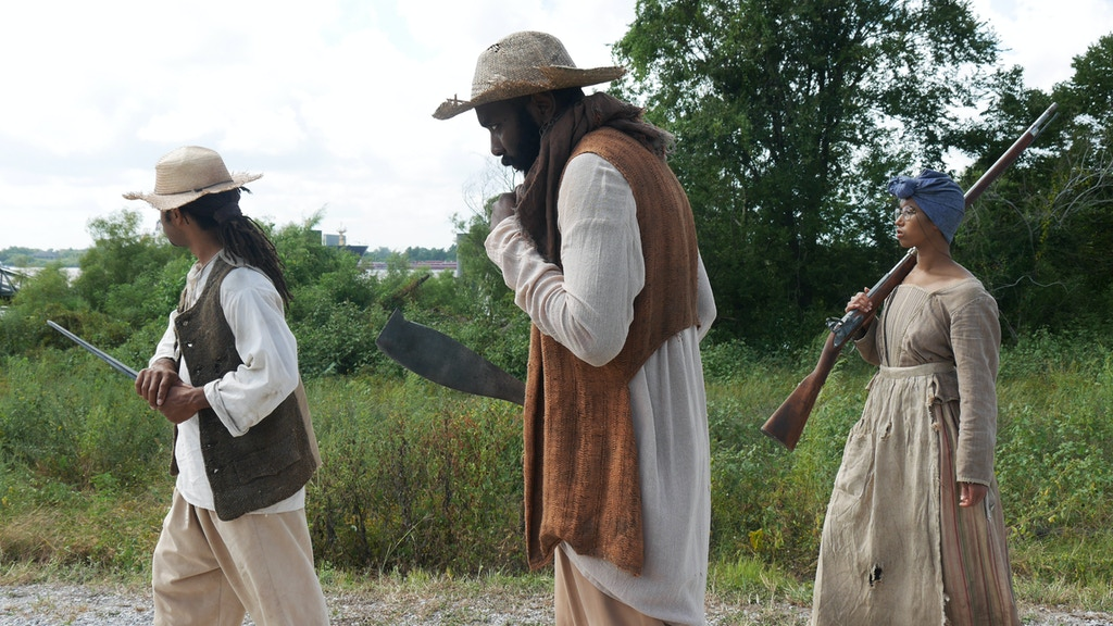 Slave Rebellion Reenactment project video thumbnail