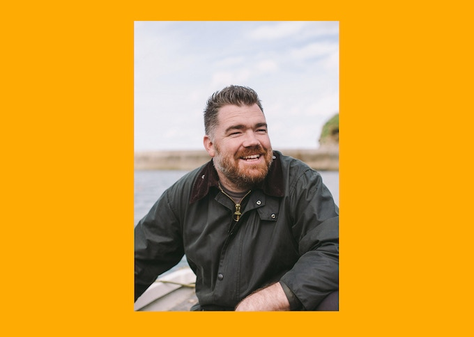 Fish with Nathan Outlaw photographed by Georgie Owen