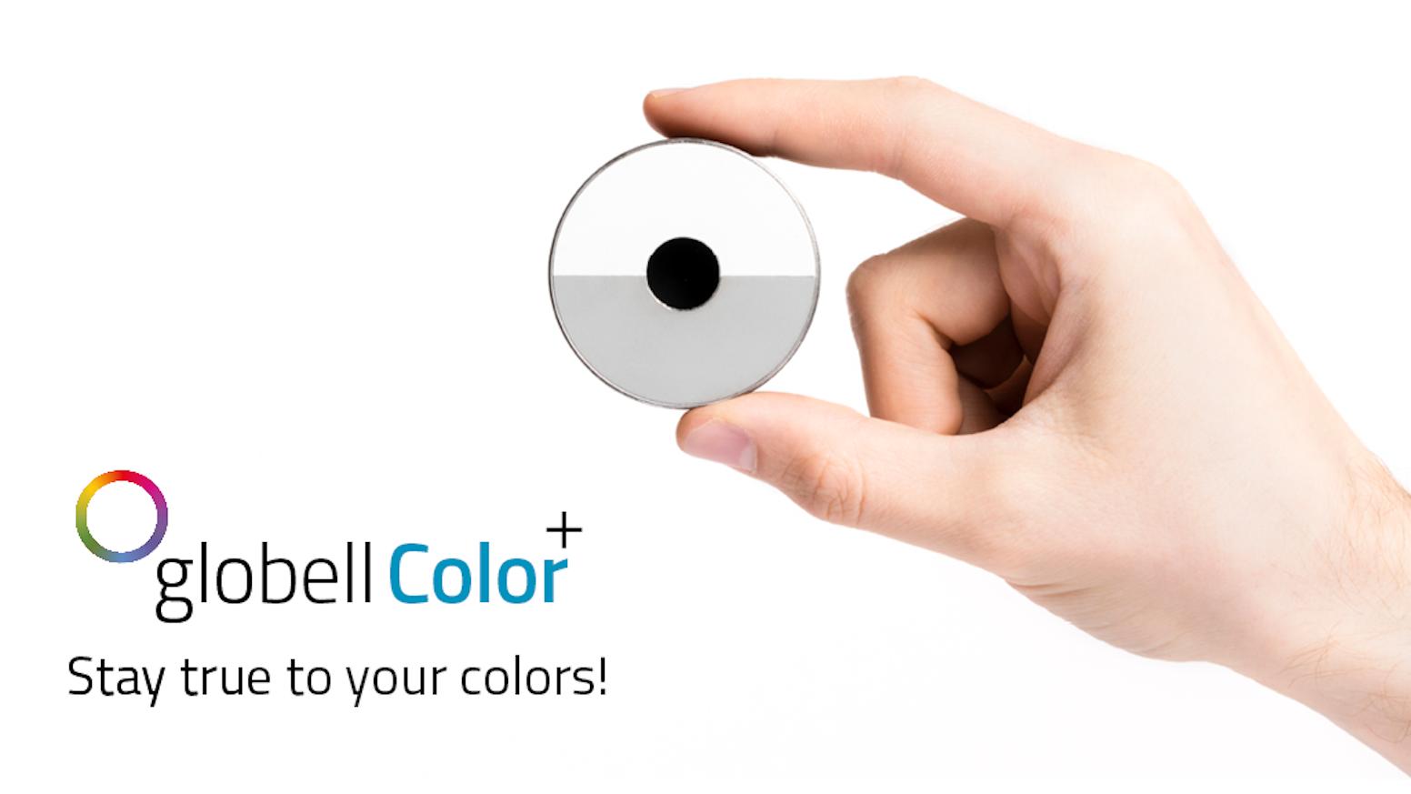 Globellcolor Magic Lens Cap Amp Distance Color