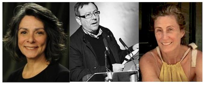 Maggie Greenwald, Stuart Harris, Diana Philips