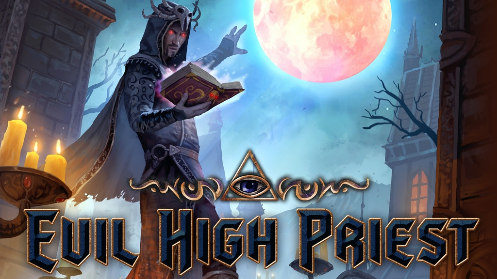 Evil High Priest project video thumbnail