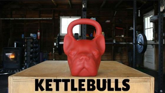 KETTLEBULLS: Bulldog Breed inspired kettlebells