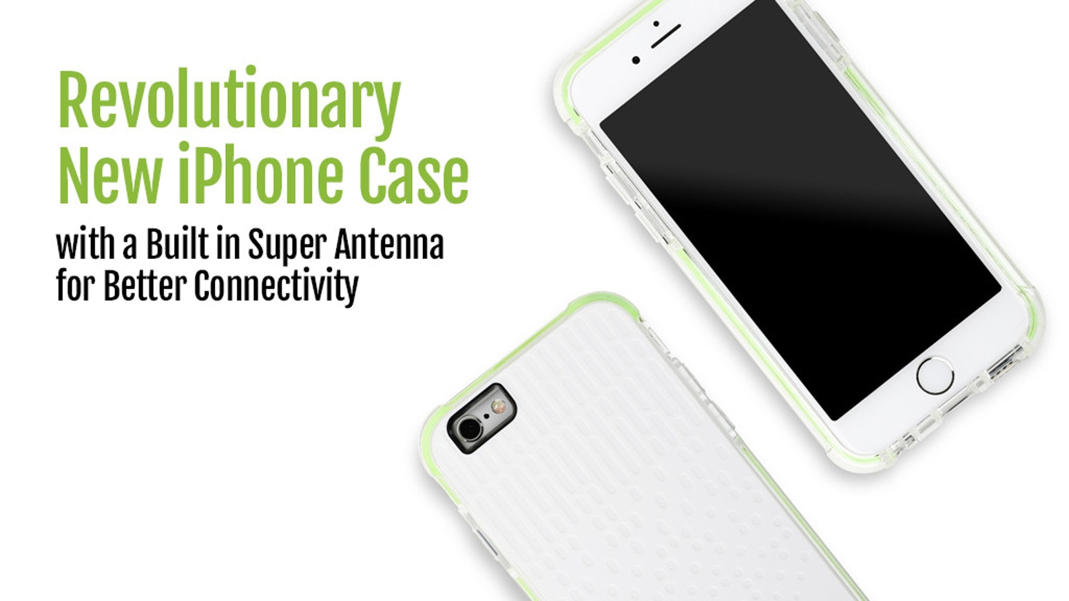 Meet Firefly Worlds First Super Antenna Iphone Case By Pete Peng Signal Booster Short Wave Radio Electronics Project Is The That Not Only Protects Your Phone But Improves Cellular