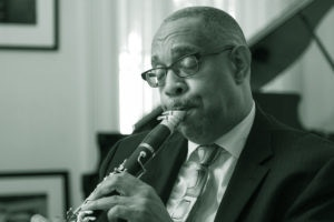 Dr. Michael White, Jazz Studies, Xavier University